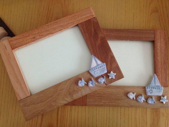 Cornici in legno di CalzoLegno
