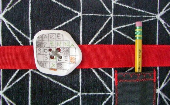 Bottoni su Book-à_Porter di Marina Buttazzoni