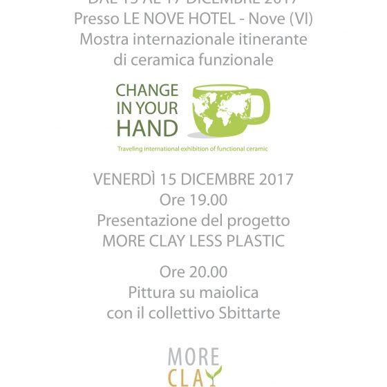 2017_Less plastic day