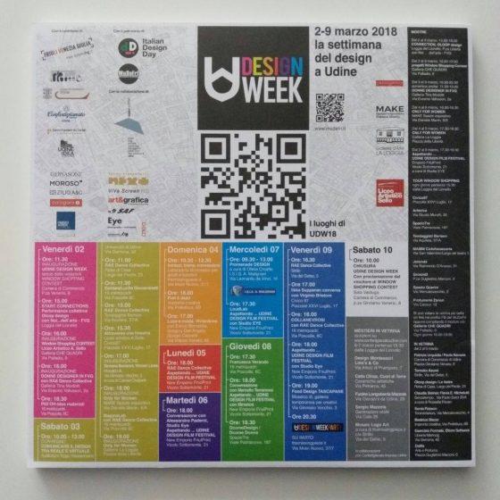 2018_UdineDesignWeek_programma