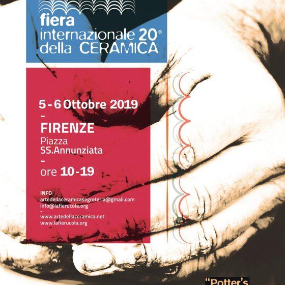 Fiera della ceramica di Firenze
